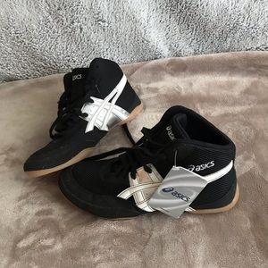 ASICS Matflex 2 Trainers Shoes - size 9